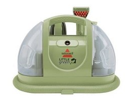 Bissell 1400B Little Green Multi-Purpose Compact Earth-Friendly Deep Cleaner