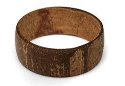 Coconut Shell Natural Bangle