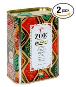 Zoe Organic Extra Virgin Olive Oil