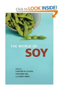 The World of Soy (The Food Series) [Hardcover]