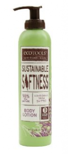 Ecotools Sustainable Softness Body Lotion, 8-Ounces (Pack of 2)