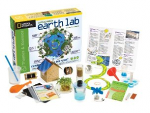 Thames & Kosmos Alternative Energy and Environmental Science Sustainable Earth Lab