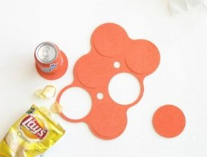 6-pack Coasters, by FUZ