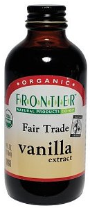 Frontier Vanilla Extract Fair Trade Certified &amp; Organic